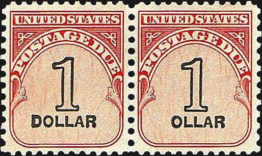united-states-postage-due-dollar-missing-d-freak-1959
