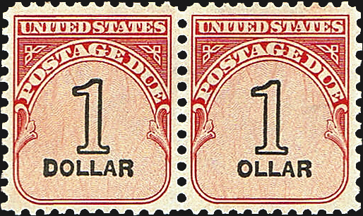 united-states-postage-due-dollar-missing-d-freak-1959