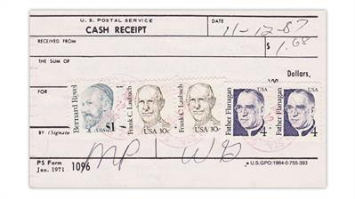 united-states-postal-service-form-1096-cash-receipt-great-americans-stamps
