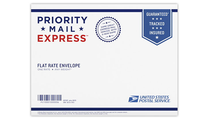 Usps Express 12 Delivery Shipping