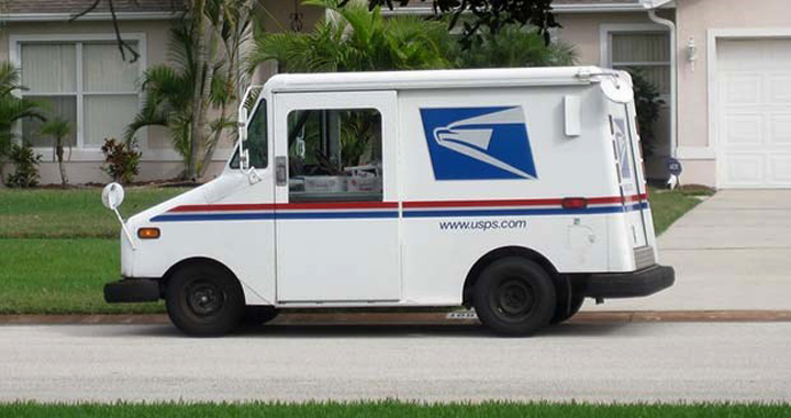 Usps Plans For New Mail Delivery Trucks To Replace Aging Fleet