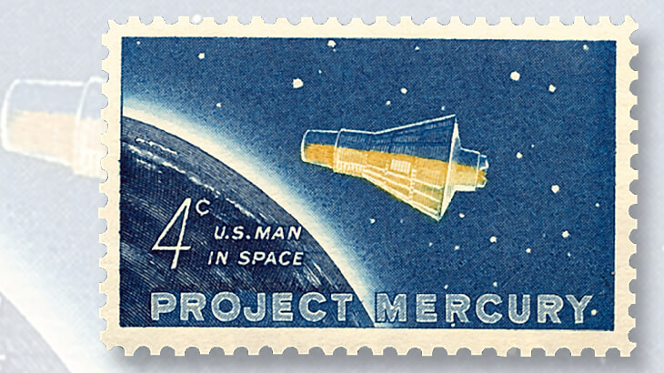 united-states-project-mercury-commemorative-stamp