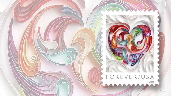 Dallas Airport Ceremony For 2016 Love Stamp