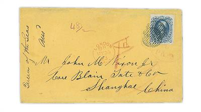 united-states-shanghai-china-1861-washington-stamp-solo-cover