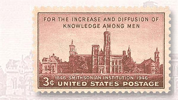 united-states-smithsonian-institution-1946-centennial-stamp