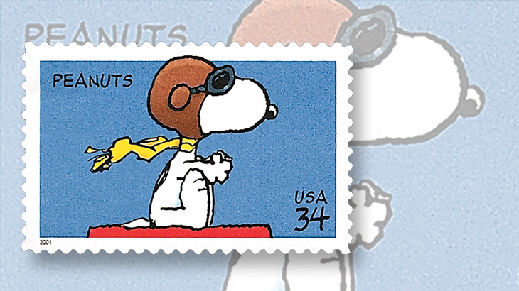 Its A Charlie Brown Christmas On 10 New US Stamps