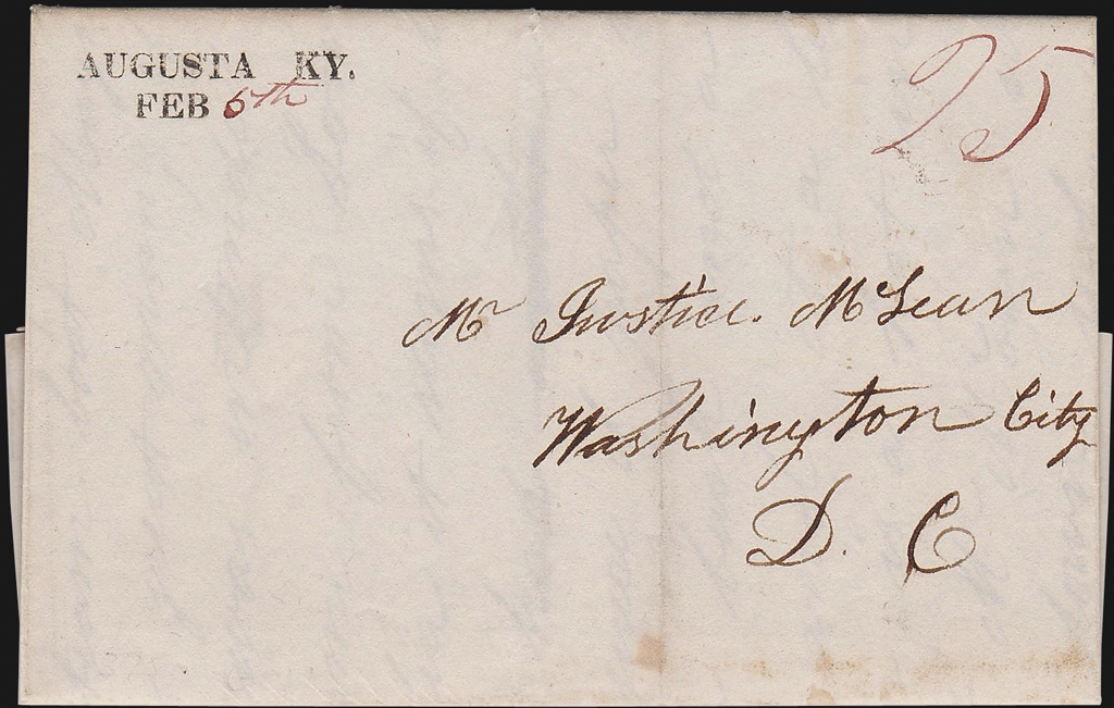 united-states-stampless-cover-kentucky-washington-dc-1832