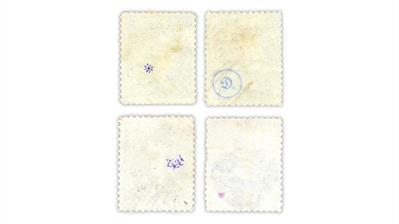 united-states-stamps-unexplained-handstamped-markings
