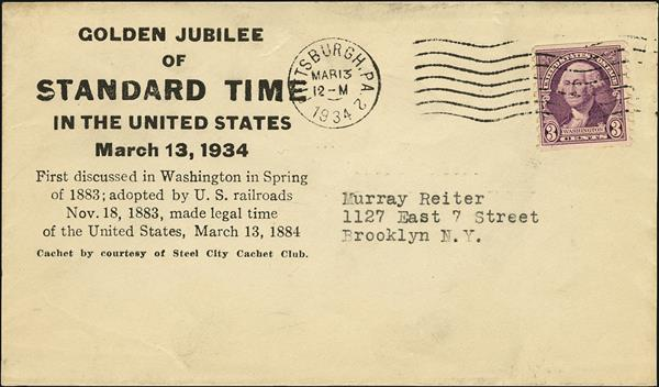 united-states-standard-time-commemoration-cover-1934