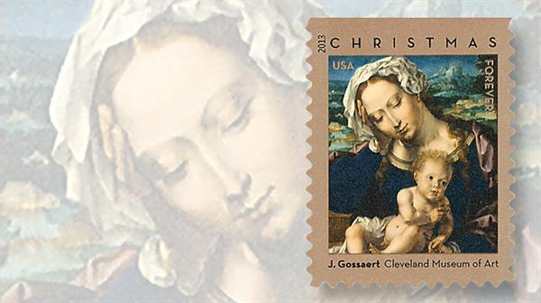 united-states-virgin-and-child-christmas-stamp-2103