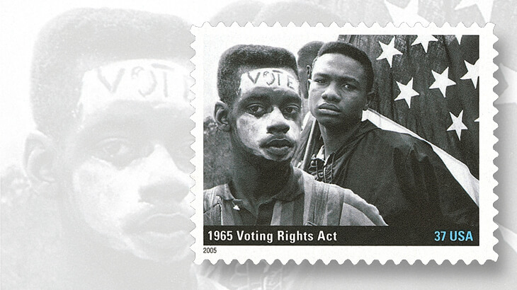 united-states-voting-rights-act-stamp