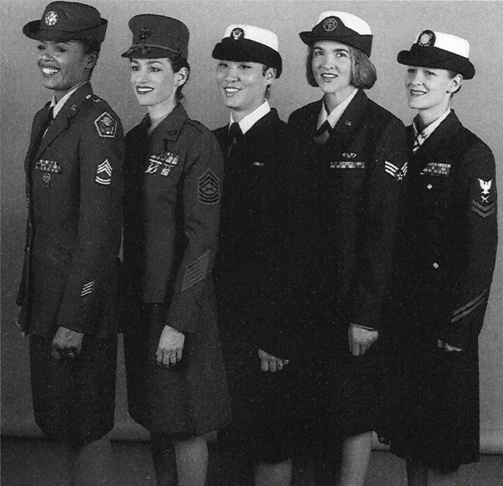 united-states-women-in-military-service-stamp-photograph