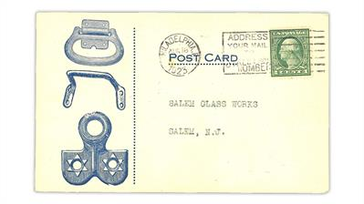 united-states1922-washington-rotary-press-sheet-waste-stamp-advertising-postcard