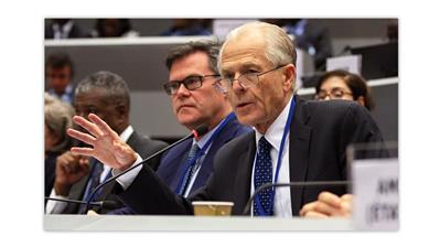 universal-postal-union-extraordinary-congress-peter-navarro-trade-manufacturing-policy