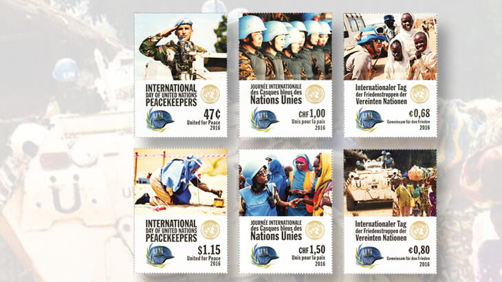 unpa-international-day-of-un-peacekeepers-stamps