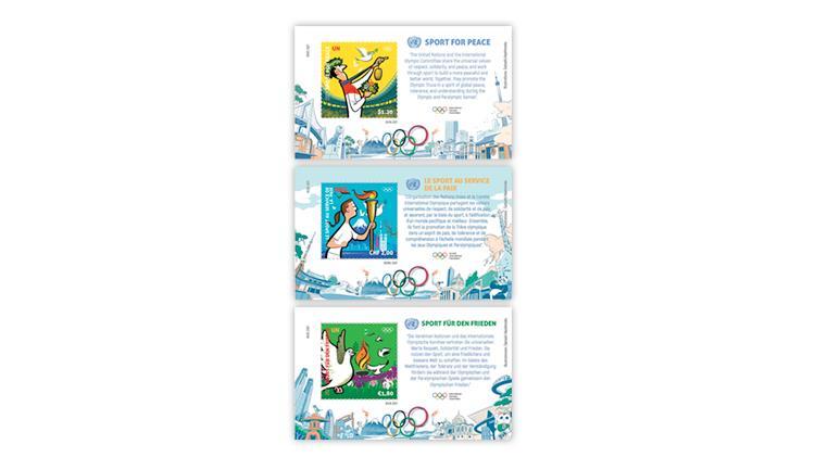 unpa-sports-for-peace-souvenir-sheets