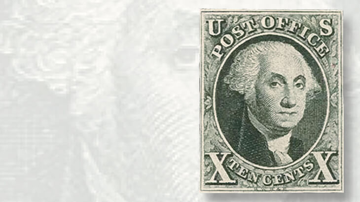 unused-ten-cent-george-washington-stamp
