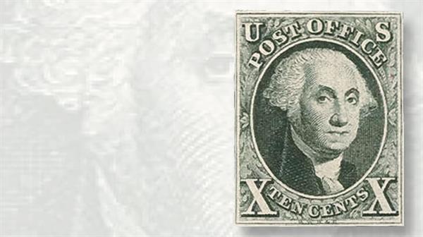 unused-ten-cent-george-washington-stamp