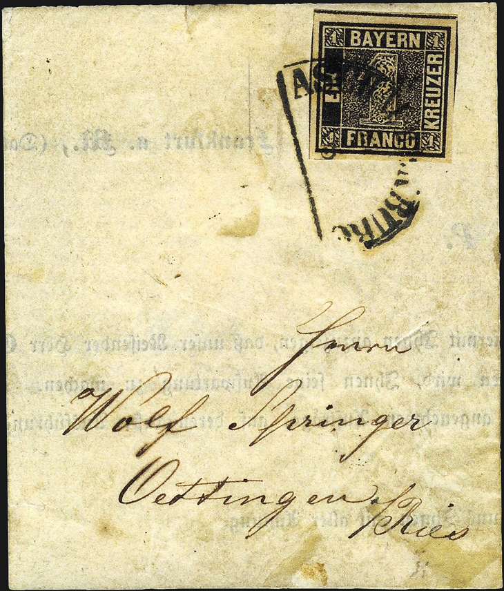 unveiling-classic-stamps-1849-bavaria-printed-matter-cover-ascheffenburg