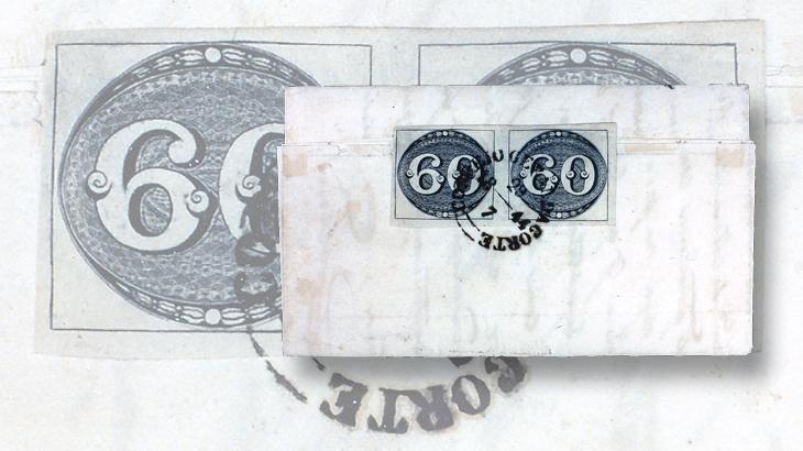 unveiling-classic-stamps-brazil-bulls-eyes-60-reis-pair-1844-cover-rio-de-janeiro