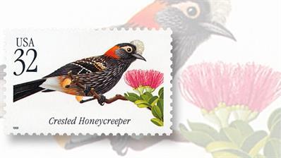 us-1998-tropical-birds-stamp