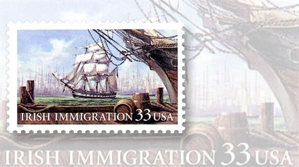 us-1999-irish-immigration-stamp
