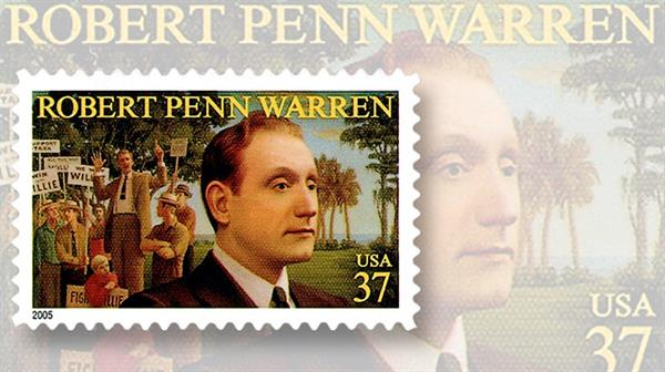 us-2005-robert-penn-warren-stamp