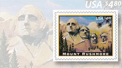 us-2008-mount-rushmore-stamp
