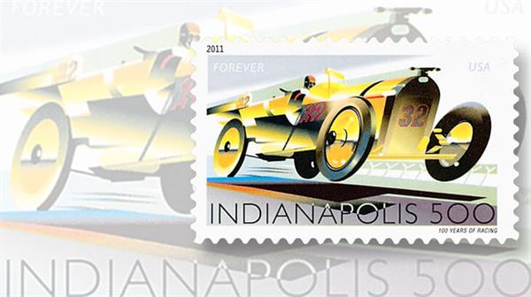 us-2011-indianapolis-500-stamp