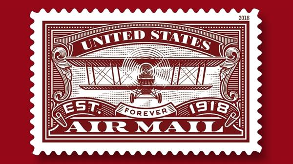us-airmail-stamp-red-august-11