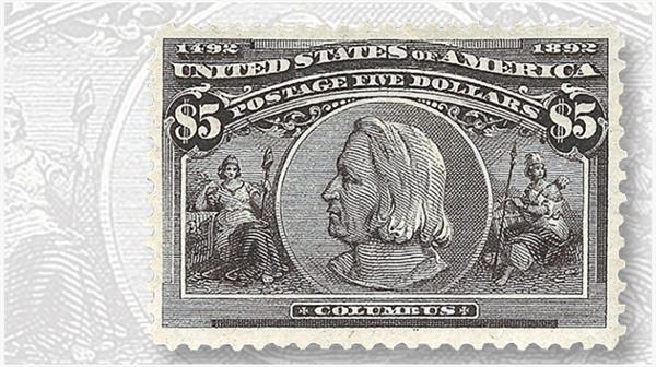 us-columbian-exposition-issue-five-dollar-black-christopher-columbus-stamp-weeks-most-read