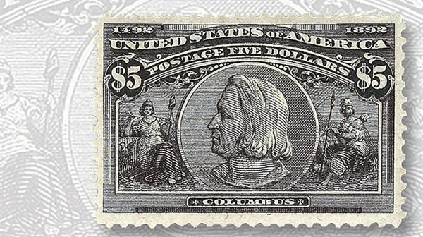 us-columbian-exposition-issue-five-dollar-black-christopher-columbus-stamp