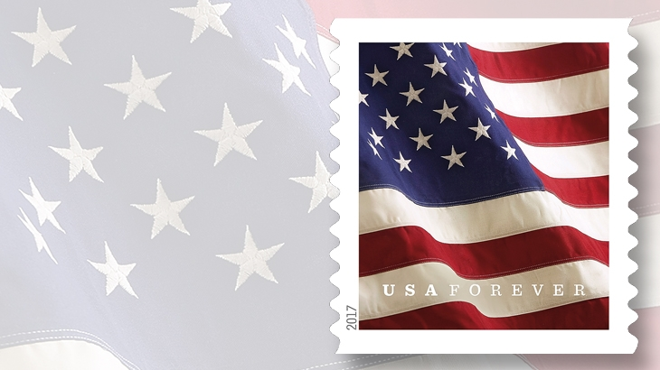 All The Ways You Can Buy The New U S Flag Stamp Linns Com