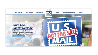 us-mail-not-for-sale-website-home-page