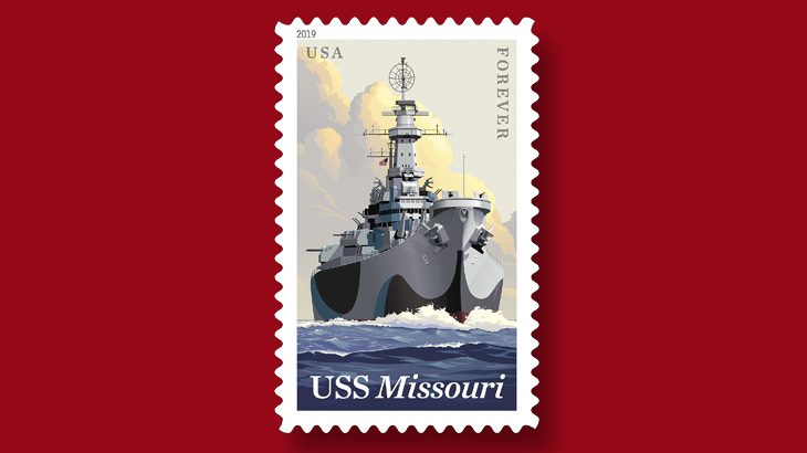 us-stamp-2019-uss-missouri