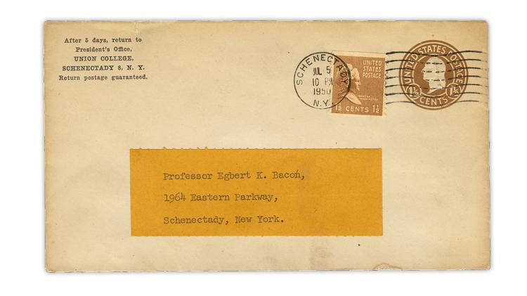 us-stamp-notes-1950-george-martha-washington-cover