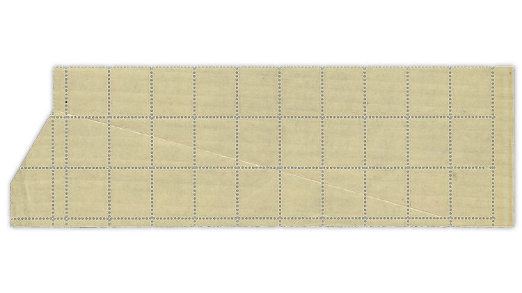 us-stamp-notes-1954-abraham-lincoln-precancel-paper-fold