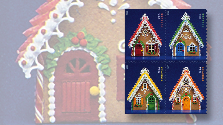 us-stamp-notes-december-2015-cartoon-contest-gingerbread-houses-stamps