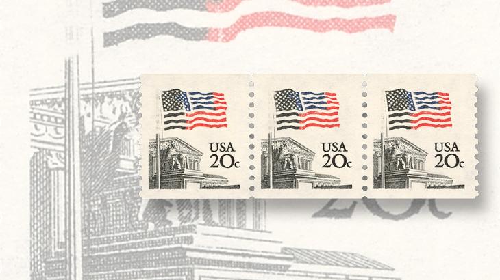 us-stamp-notes-flag-over-supreme-court-color-mismatch-giori-press