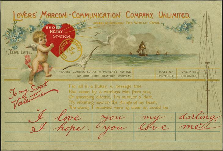 us-stamp-notes-valentine-marconigram