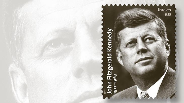 us-stamps-dates-kennedy