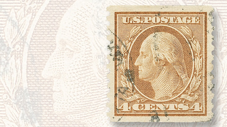 used-four-cent-washington-franklin-coil-graded-superb-98