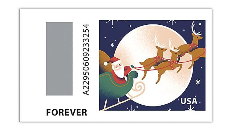usps-2021-st-nick-holiday-postage-label