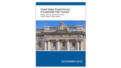 Report from the Task Force on the United States Postal System