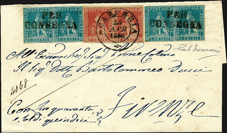 vaccari-auction-1855-tuscany-florence-registered-letter