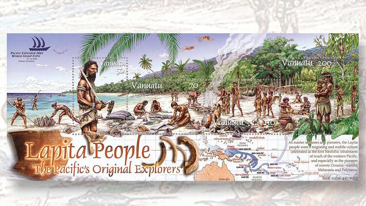 vanuatu-lapita-people-stamp