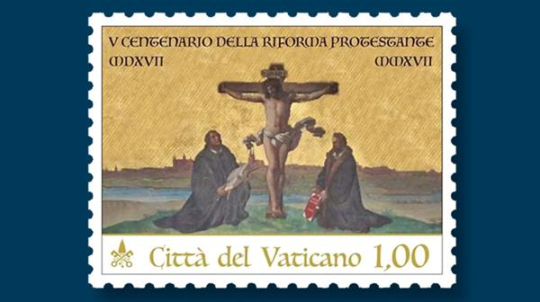 vatican-500th-protestant-reformation-stamp