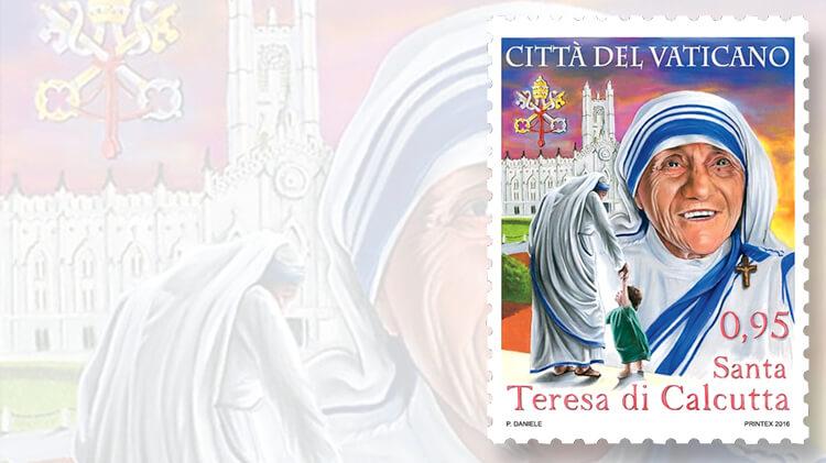 vatican-city-mother-teresa-stamp