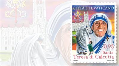 vatican-city-mother-teresa-stamp