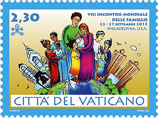 vatican-city-world-meeting-of-families-stamp-2015